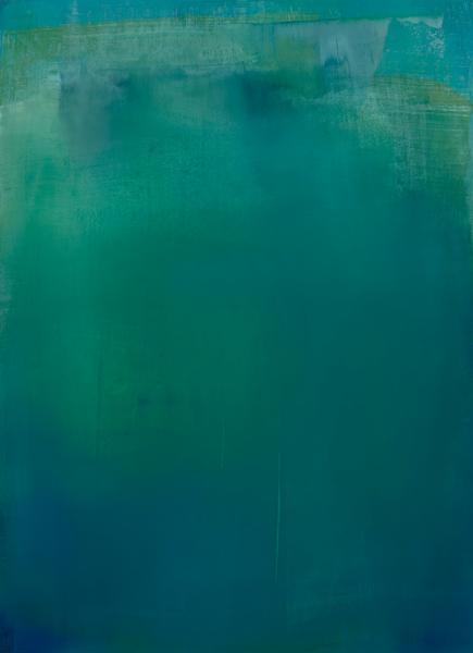 Azure Spring Art | Ingrid Matthews Art