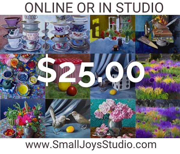 $25 Gift Card | smalljoysstudio