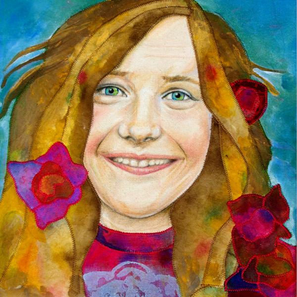 Janis Joplin Art | Karen Payton Art