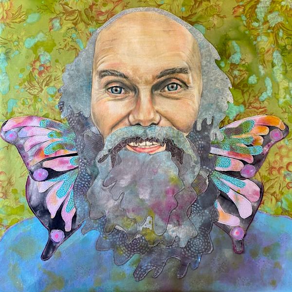 Ram Dass Butterfly