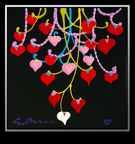 "Simon Bull Available Original Painting - ""Fruit Of Love"""