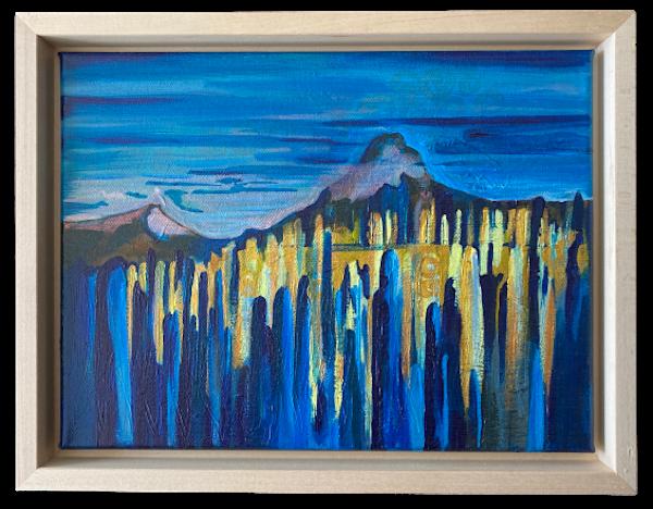Evolving Landscape No.3 Art   Mina Vancardo