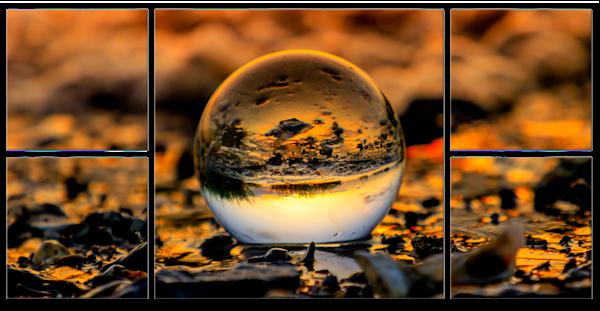 Reflection Timeless (81x40) Photography Art   Willard R Smith Photography