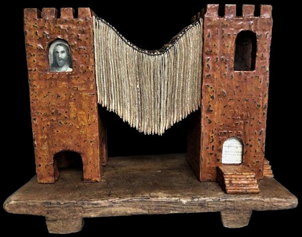 Pedestal Structures