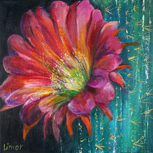 Cactus Obsession Art | Limor Dekel Fine Art