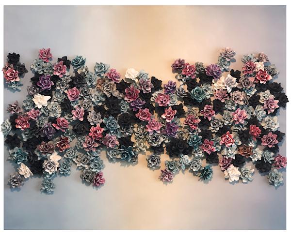 Mixed Bed   Ombre 2 Art | Lauren Naomi Fine Art