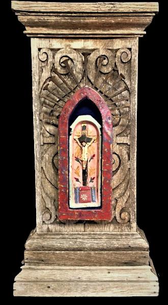 Wounded Healer  Art | Sacred Structures