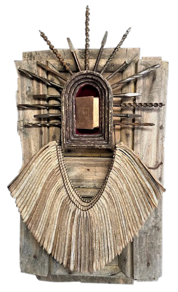 Bible Drill Reliquary Art | Sacred Structures