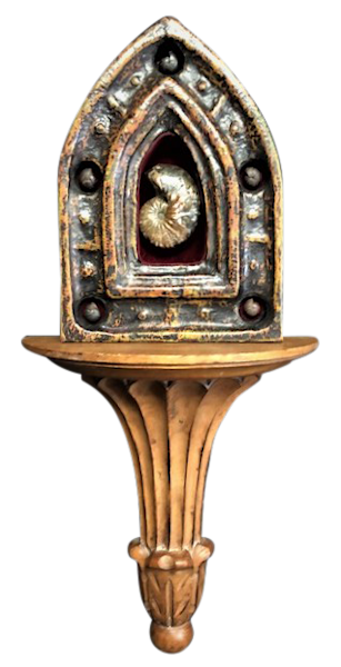 Sold   Inner Journey Reliquary Art | Sacred Structures