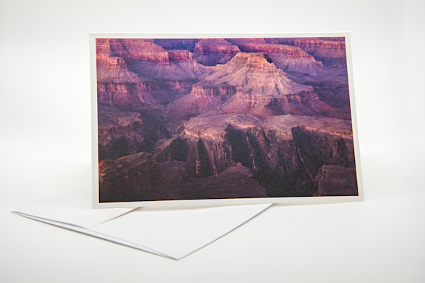 Grand Canyon   Note Card | Robert Vielee Photography