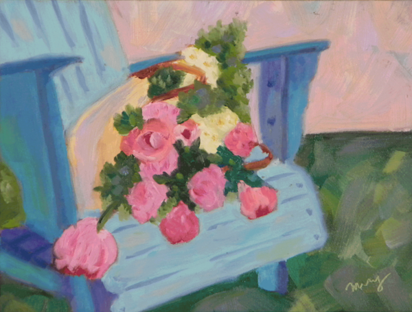 French Roses | Mary Planding
