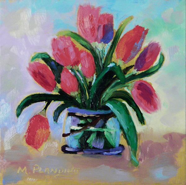 Tulip Smiles | Mary Planding