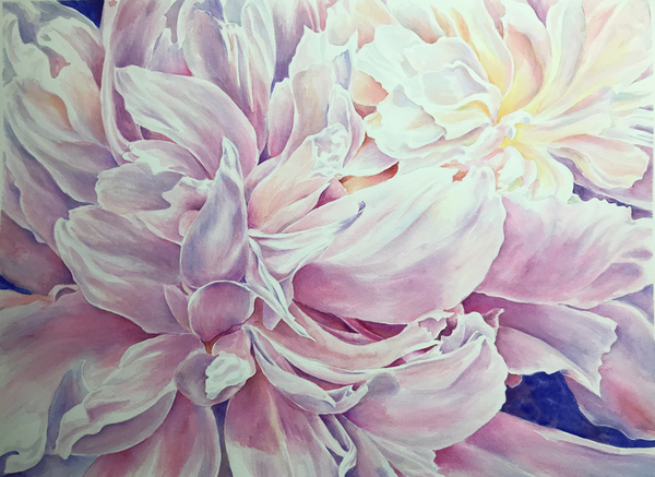 Tangled Up In Pink Art | ebaumeistermcintyre