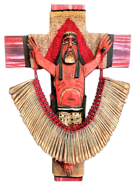 Indigenous Jesus – Native American Art | Sacred Structures