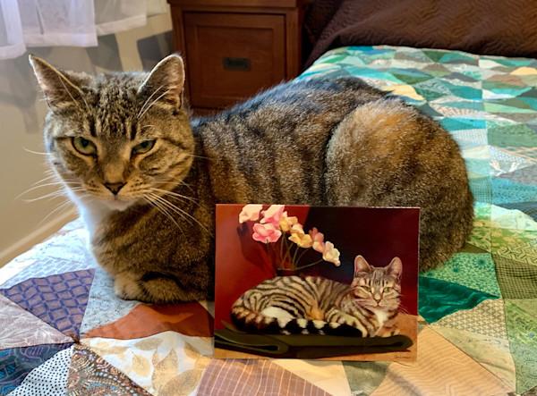 """Mia"" Notecards by Emily Gilman Beezley"