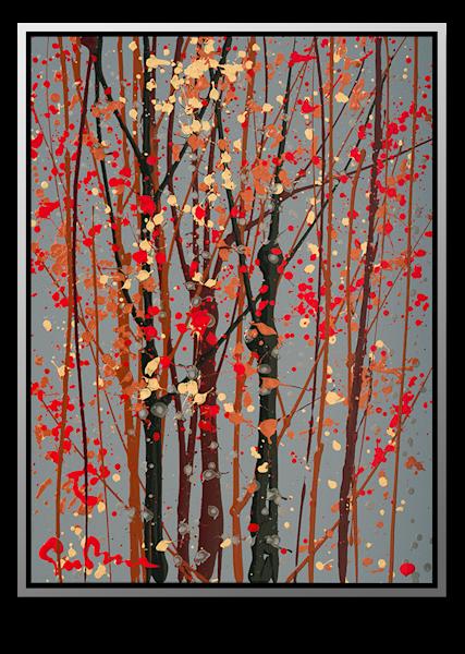 "Simon Bull Available Original Painting - ""—"""