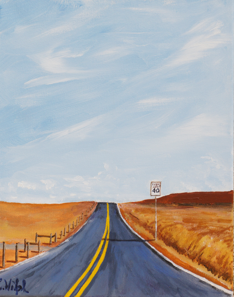 Country Road Print