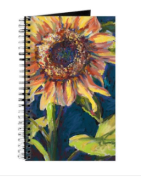 Sunflower Journal   ebaumeistermcintyre