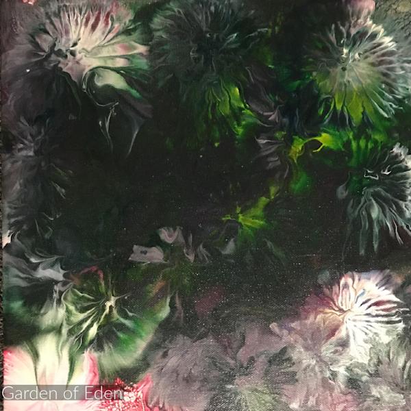 Garden Of Eden Art | Abstraction Gallery by Brenden