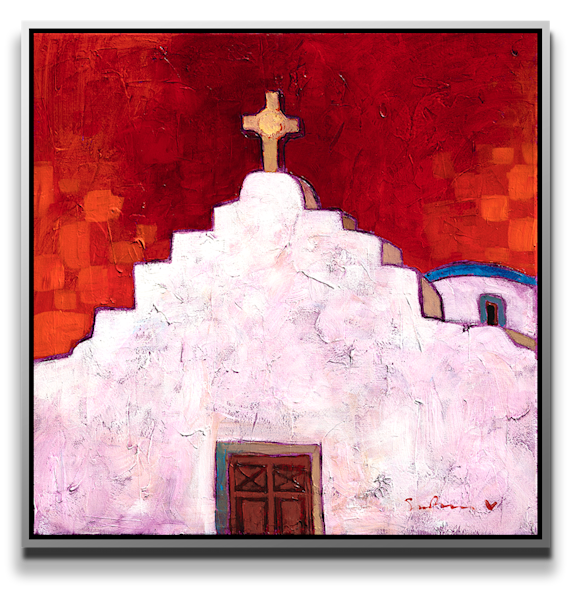 "Simon Bull Available Original Painting - ""Evening Prayer"""