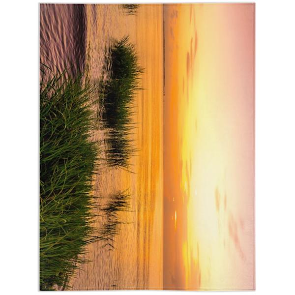 Sunrise Blanket   Willard R Smith Photography