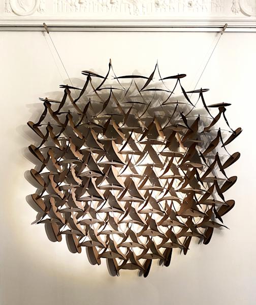cempasuchil sculpture