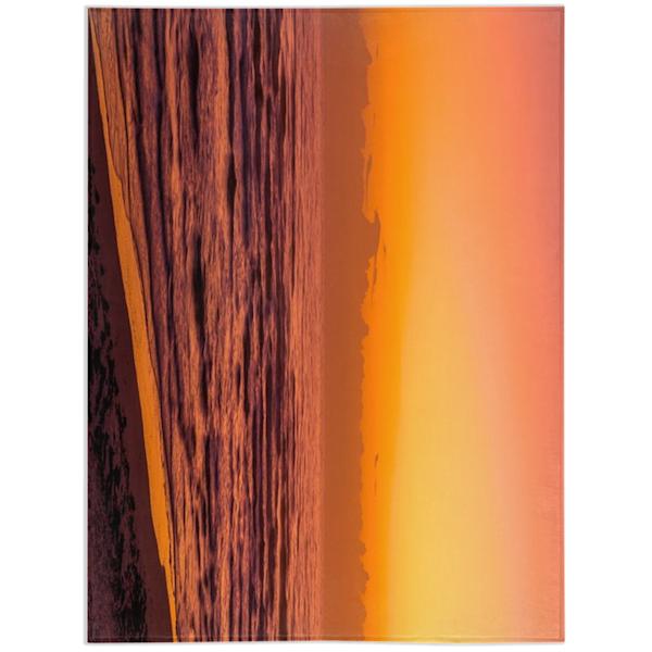 Dream Sunrise Blanket   Willard R Smith Photography