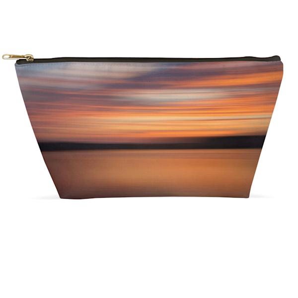 Sunset Accessory Bag   Willard R Smith Photography