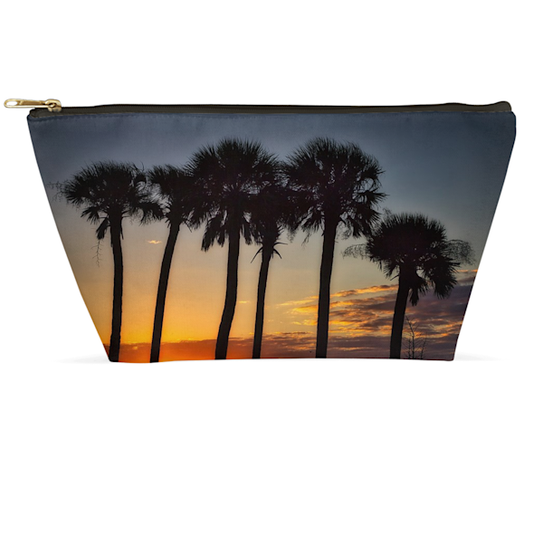 Palm Accessory Bag   Willard R Smith Photography