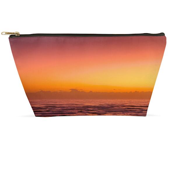 Dream Sunrise Accessory Bag   Willard R Smith Photography