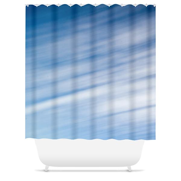 Sky Shower Curtain   Willard R Smith Photography