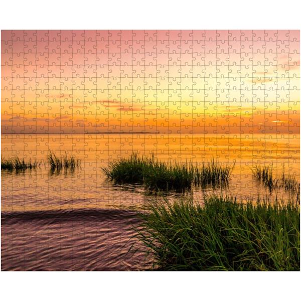 Bay Sunrise Puzzle | Willard R Smith Photography