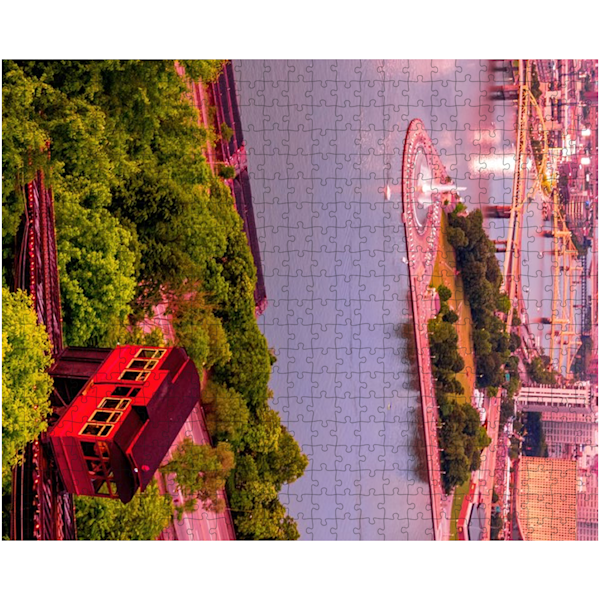Pittsburgh Puzzle | Willard R Smith Photography