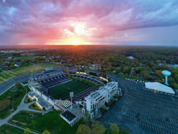 Light Between The Storms Art   Jeff Voigt Owner/Aerial Photographer