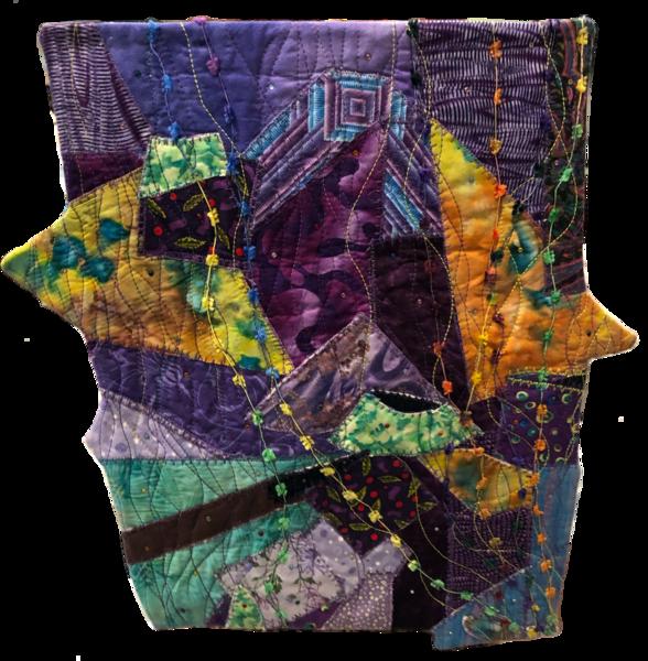 Purple Rain Ii Art | Art Impact® International Inc