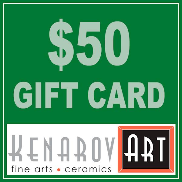 $50 Gift Card | KenarovART Inc