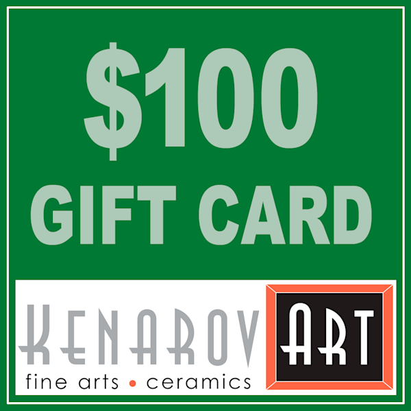 $100 Gift Card | KenarovART Inc