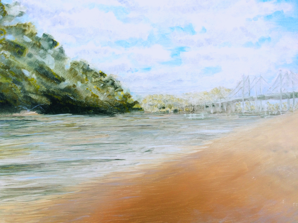 Mississippi River Backwaters at Sylvan Slough Fine Art Prints