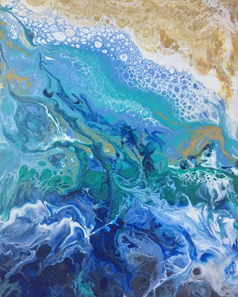 Gull's Eye View Art | Deborah Younglao Art