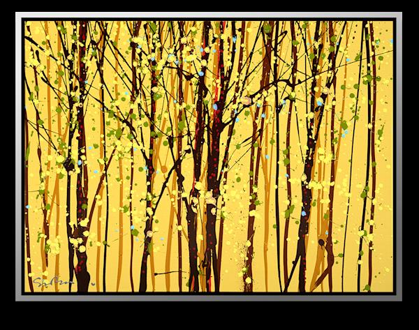 "Simon Bull Available Original Painting - ""At Last"""
