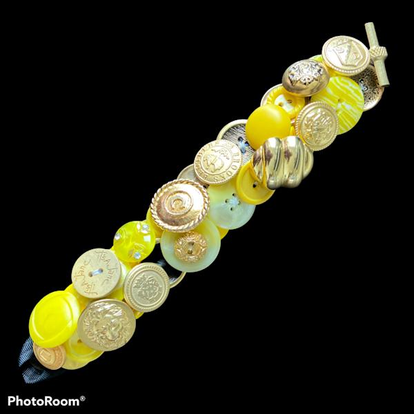 It's a Jane Button Bracelets