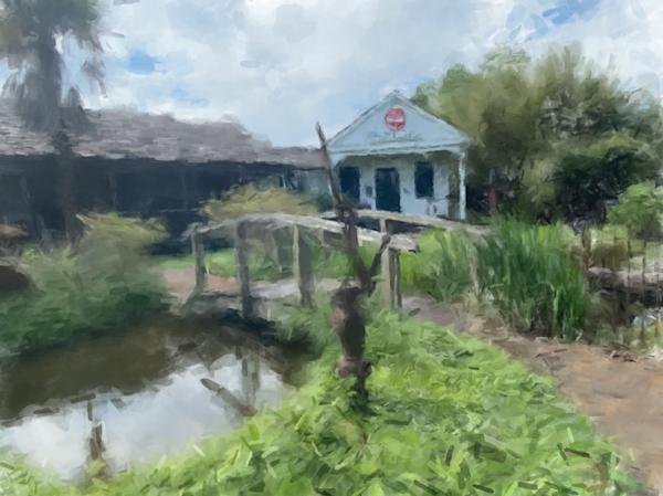 The Cabin Gna Art | Windhorse
