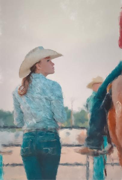 Cowgirl Art | Windhorse