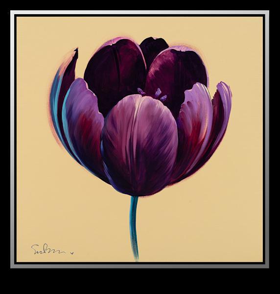 "Simon Bull Available Original Painting - ""Empress"""
