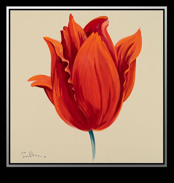 "Simon Bull Available Original Painting - ""Prophetess"""