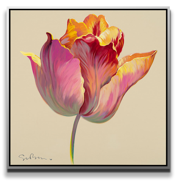 Exhibit : Tulip, The Triumph Of Beauty