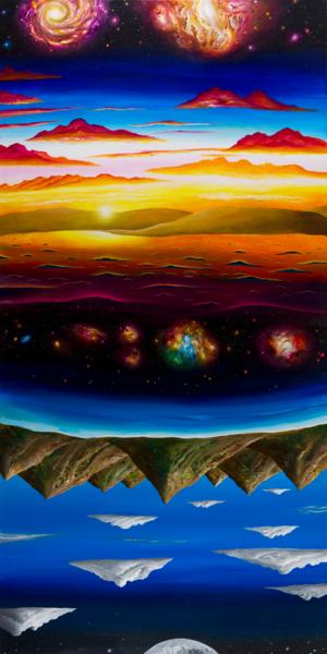 Ocean Of Frequencies Art | Boundless Creations