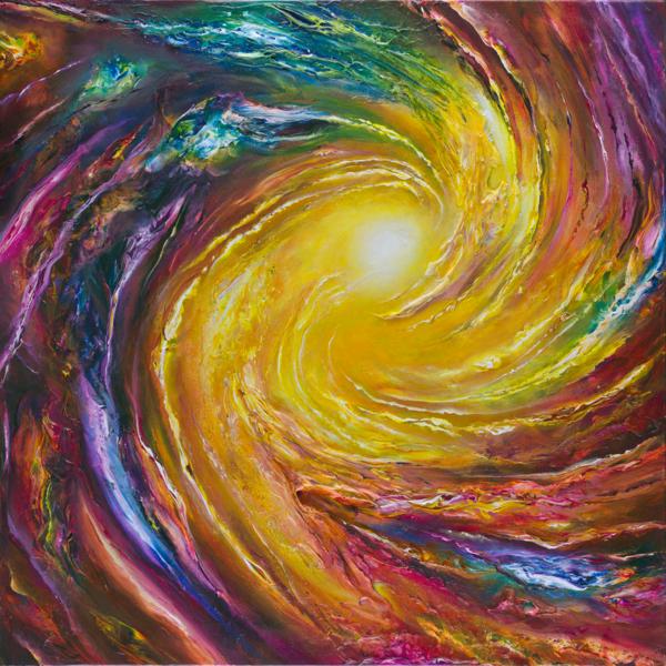 Luminous Currents  Art | Boundless Creations