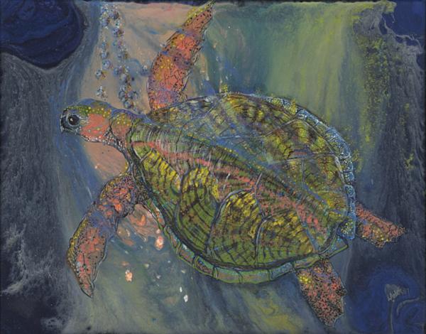Under The Sea Art   lisaabbott