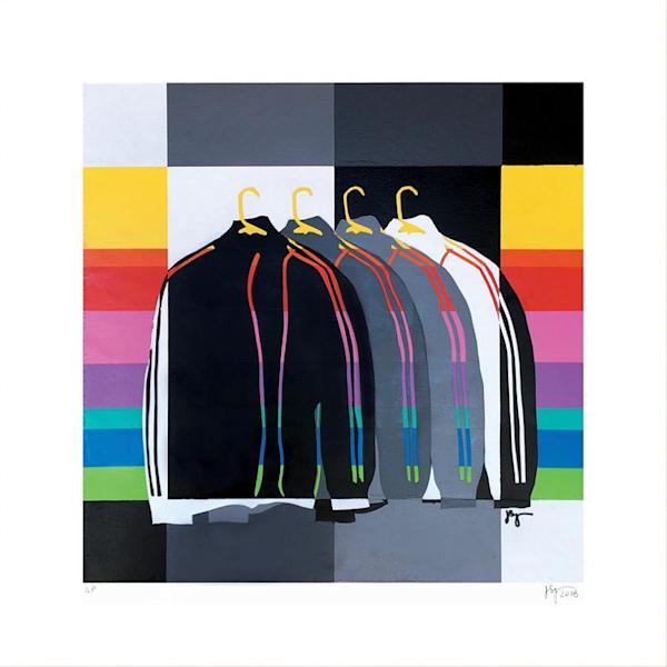 Four Coats Art | Jon Savage Contemporary Art